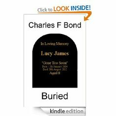 A ghost story by Charles F Bond. £1.88 on amazon.c.uk. 18 pages. Author: Charles F Bond