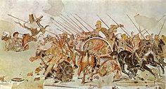 Resultado de imagen de arte romano pintura