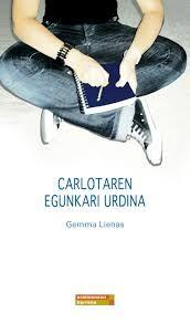 LIENAS, G., Carlotaren egunkari urdina, Erein, 2007