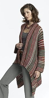 Ravelry: Asymmetrical Jacket pattern by Doris Chan - the actual link to the pattern on Ravelry.com :)