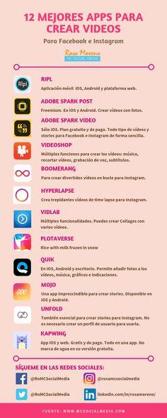 Facebook E Instagram, Instagram Blog, Instagram Story Ideas, Social Media Tips, Social Networks, Instagram Editing Apps, Life Hacks For School, Bullet Journal School, School Notes