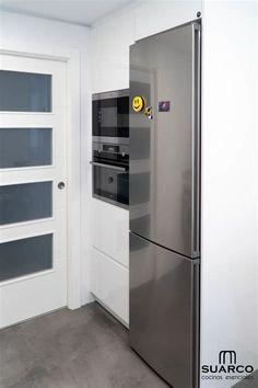 99+ Kitchen Decor Pictures   Dalethat Diy Kitchen, Kitchen Decor, Kitchen Ideas, Very Small Kitchen Design, Ideas Hogar, French Door Refrigerator, Modern Interior, Kitchen Remodel, Countertops