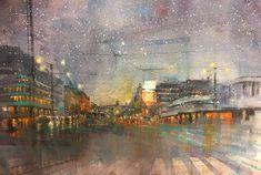 ILLAN VALOA MANSKULLA Watercolours, Painting, Art, Art Background, Painting Art, Kunst, Paintings, Performing Arts, Painted Canvas