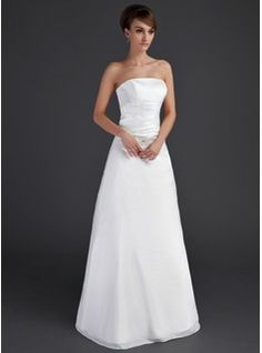 Wedding Dresses - $179.99 - A-Line/Princess Strapless Floor-Length Taffeta Wedding Dress With Ruffle Beadwork  http://www.dressfirst.com/A-Line-Princess-Strapless-Floor-Length-Taffeta-Wedding-Dress-With-Ruffle-Beadwork-002001666-g1666