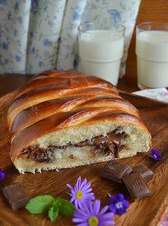 Bounty_kolac_02 Sweet Recipes, Healthy Recipes, Ring Cake, Hungarian Recipes, Hungarian Food, Scones, Sandwiches, Ale, Bakery