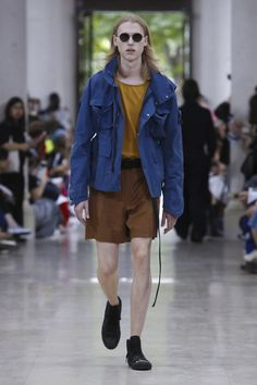 Etudes Menswear Spring Summer 2017 Paris