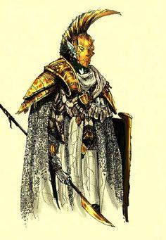 Ordinator concept art (Morrowind)
