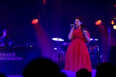 Caro Emerald live in Carré concert! More photos to be seen when you click the image!