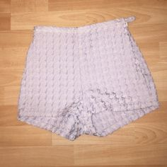 American apparel hounds tooth tap short! Perfect shorts to hang around in. American apparel high waist tap shorts with the houndstooth pattern. These are discontinued so these are rare! Only worn a few times! American Apparel Shorts