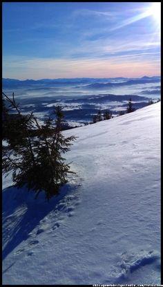 BPN / Babiogórski Park Narodowy / National Park / Mountains / Poland / Babia Góra / Diablak #Babia Góra #Diablak #Beskidy #Babiogórski-Park-Narodowy #BPN #góry #Poland #Polska #mountains panorama-na-Tatry-z-Babiej Góry #Zawoja #szlaki_górskie #turystyka