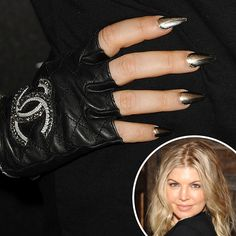 Fergie Nails | Fergie Nails | Pictures