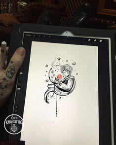 Mais um desenho do pequeno príncipe !!! Pronto pra ir pra pele!!! . Quem tiver real interesse o valor é bem bacana e tem vaga pra fazer hje e amanha !!! So chamar bruno no tel 27 999805879 e combinar com ele!!! . #Kadutattoo #tattoo #tattoos #tatuagem #tatuagens #sketch #rascunho #drawing #littleprince #thelittleprince #pequenoprincipe #opequenoprincipe #love