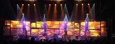 Quintuple Wide | Church Stage Design Ideas