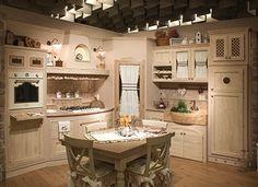 Caminetti Carfagna Cucine rustiche - Cucina Ortensia - Bastia Umbra ...