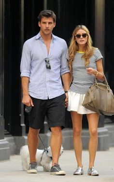 Olivia palermo and johannes