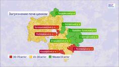 Чем загрязнена почва в Московской области?