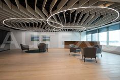 Arktura SoftGrid® Deca Standard Ceiling Systems