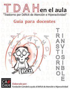 """LA CAJA MÁGICA DE LA """"SEÑO"""" MERCEDES: TDAH: GUÍA PARA EL AULA"""