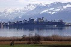 Rapperswil Castle Zurich, Day Trips, Travel Pictures, Switzerland, Castle, Mountains, Places, Nature, Travel Photos