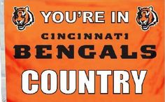 northern ky is Bengal country too!  who-dey!