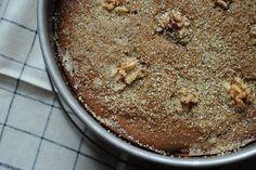 Ginger Apple Torte recipe on Food52