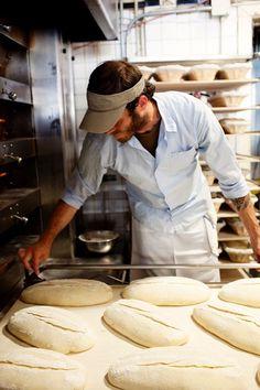 Meet // Bread baker Chad Robertson @ Tartine Bakery http://www.tartinebakery.com/