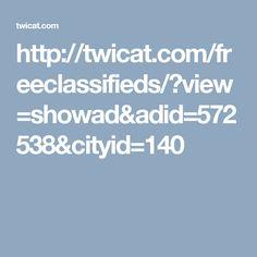 http://twicat.com/freeclassifieds/?view=showad&adid=572538&cityid=140