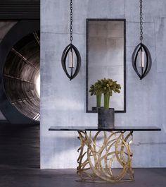 Porta Romana handcrafted furniture, top interior designers,