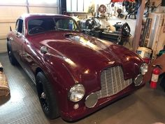 Used 1953 Aston Martin DB2 RHD  | Astoria, NY#gullwingmotorcars #classiccars #buy&sellclassiccars #VintageCarBuyer #ClassicCar  #antiqueCarBuyer #mercedesclassic #mercedes #mercedesbenz #thebestornothing #timeless #beauty #mbmuseum #mercedesfans #performance #goodtimes #classiclifestyle #lifestyle #instacar #legends #historythis #ringbrothers #standapart  #porsche911rs #ポルシェ #porscheturbo #porsche964rs #911turbo #porsche993 #porsche930 #porschelove #porsche997 #porscheclub #911…
