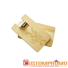 USB Stick Holz Karte Werbeartikel 14020303