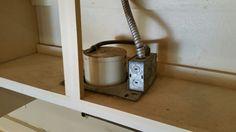 Kitchen light over sink