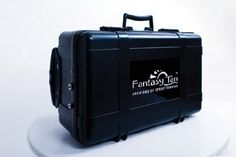 Fantasy Tan Air Caddy - The only equipment that doesn't make you feel like you've been hosed down in a car wash!