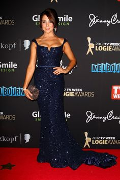 DRESS OF THE YEAR - love love love it!!!!!2012 Logies: Kate Ritchie - www.fabsugar.com.au