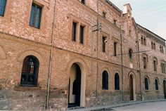 Aiguafreda: Casa Noviciado de la congregación restaurada con el nombre de Hijas de la Santa Casa de Nazaret. Fue fundadora y habitó en ella hasta 1898: #Encarnación Colomina #1894-1916