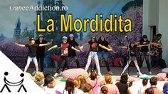 👫 Ricky Martin -  La Mordidita | Easy Dance Choreography for Kids Easy Dance, Group Dance, Ricky Martin, Dance Choreography, First Love, Kids, Young Children, Boys, First Crush