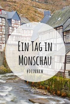The medieval town of Monschau is worth a visit in every season. Come along and walk through winding streets in the health resort in the Eifel. Cruise Tips Royal Caribbean, K Om, Philippines, Road Trip, International Travel Tips, Travel Route, Tokyo, Vacation Deals, Medieval Town