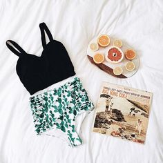 Darling flat lay of @meganjennifer combo of choice! Our green cactus print has been quite the hot commodity and we aren't surprised Which combo do you have your eyes on??