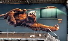 Incredible Street Art by Remo Lienhard