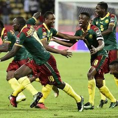 Welcome to Olusola Olaniyi's Planet blog : The Lion of Cameroon crushed Black Stars of Ghana ...