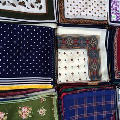 Handkerchief shop #takenbyPaul