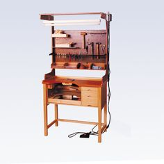MO-25 Jewelers Bench Top Organizer, tool Holder by USA Bench | eBay
