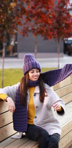 Knitted hat - A Stylish Element Of The Wardrobe İn The Cold Season New 2019 - Page 47 of 50 - apronbasket . Knitting Patterns Free, Free Pattern, Knitted Hats, Crochet Hats, Hats For Women, Winter Hats, Seasons, Stylish, Fashion
