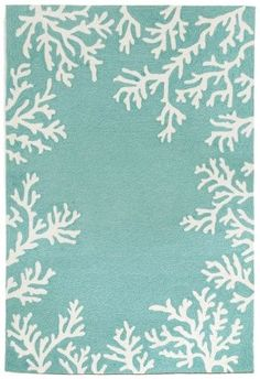 Fresh coral and teal rug Ideas, lovely coral and teal rug for infuse your home with seaside fresh color coral bordered aqua area rug 55 teal coral gray rug Coastal Rugs, Coastal Colors, Coastal Bedrooms, Coastal Living Rooms, Coastal Cottage, Coastal Style, Modern Coastal, Coastal Curtains, Coastal Entryway