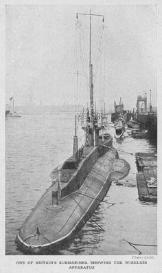72 Best Submarines WWI & WW2 images in 2017 | German submarines