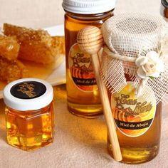 Deliciosa y saludable Miel de Abeja 100% Natural sin conservadores. #honey #miel #gourmet #artesanal #handmade #deli #delicious