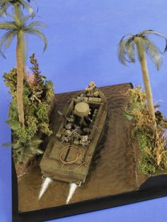 #2523 LSSC Vietnam Waterline with Stowage 1:35 Scale