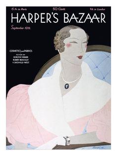 Harper's Bazaar - September 1932
