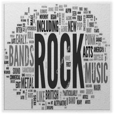 If your teen loves to Rock or just loves music, this Wall Sticker would make a great addition to their room.