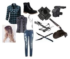 """""""new story YAY"""" by miahorse on Polyvore featuring maurices, Tommy Hilfiger, Timberland, Black, Bling Jewelry and Bailey Western"""