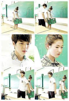 Hi school love on Hi School Love On, Best Kdrama, Drama Fever, Nam Woo Hyun, Lost Girl, Lee Sung, Second Season, Korean Dramas, Losing Her